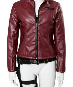 Claire Redfield Resident Evil 2 Leather Jacket