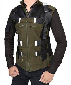 Infinity War Black Widow Vest