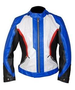 Overwatch Soldier 76 John Morrison Leather Jacket