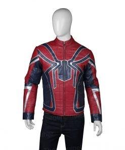 Peter Parker Spiderman Infinity War Jacket