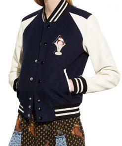 Betty Cooper Riverdale Letterman Varsity Jacket