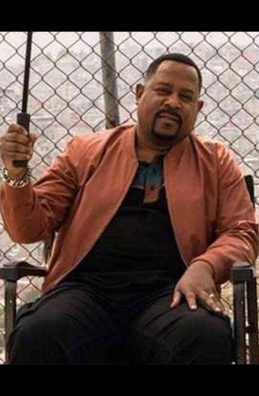 Bad Boys For Life Marcus Burnett Bomber Jacket