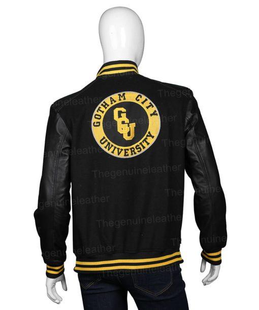 Gotham City University Bomber Jacket