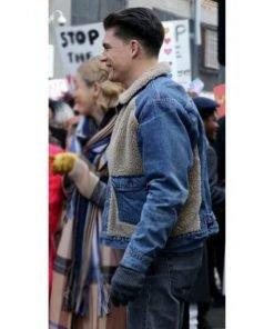 Katy Keene KO Kelly Denim Blue Jacket