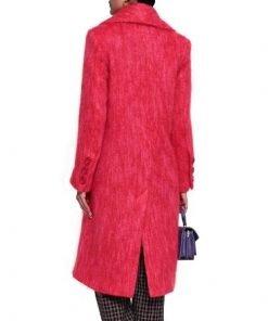 Lucy Hale Katy Keene Coat
