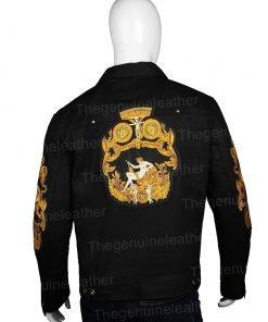 Mike Lowrey Black Jacket