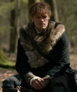 Outlander S04 Jamie Fraser Coat