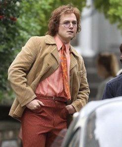 Rocketman Taron Elton John Coat