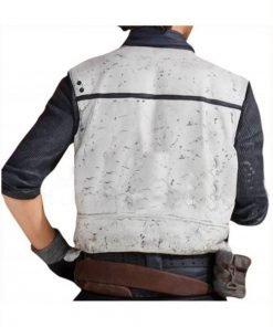 Star Wars Story Alden Ehrenreich Han Solo Vest