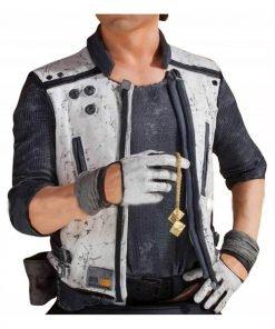 Star Wars Story Alden Ehrenreich Solo Vest