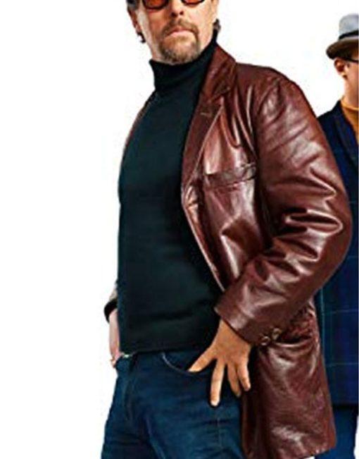 The Gentlemen Hugh Grant Brown Jacket