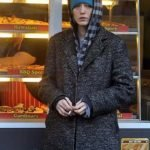 The Rhythm Section Patrick Blake Grey Trench Coat