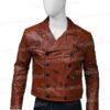 Aquaman Justice League Leather Jacket