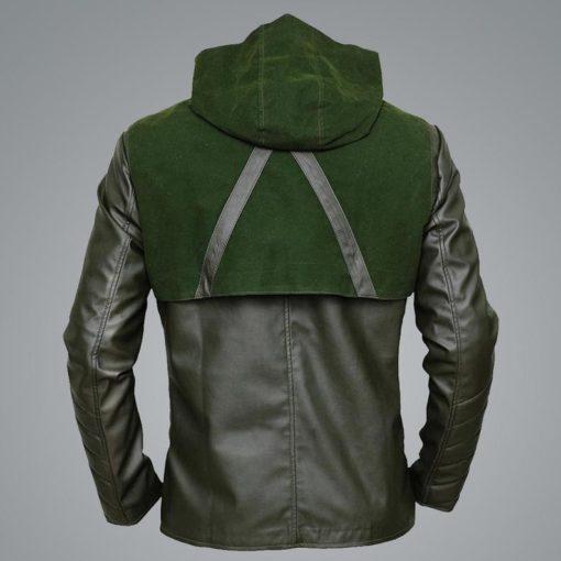 Green Arrow Stephen Amell Jacket