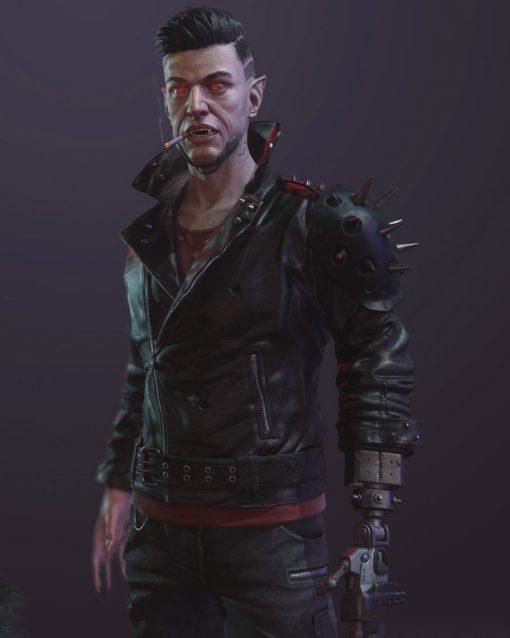 Cyberpunk 2077 Dracula Jacket