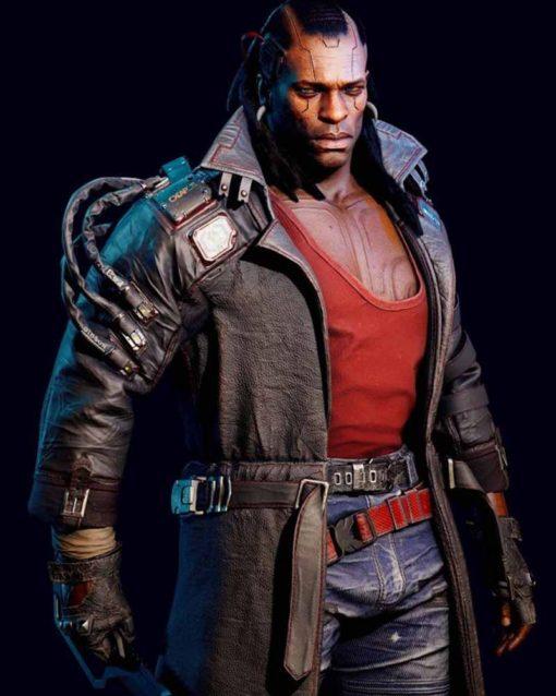 Cyberpunk 2077 Placide Coat