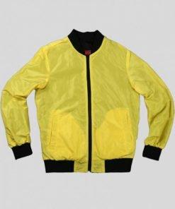 Cyberpunk 2077 Yellow Cotton Jacket