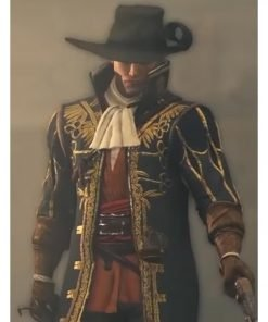 Greedfall Vasco Coat