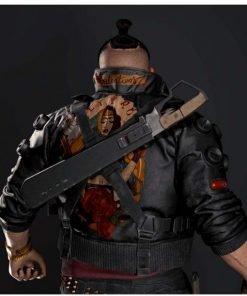 Jackie Welles Cyberpunk 2077 Jacket
