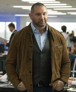 My Spy Dave Bautista Jacket