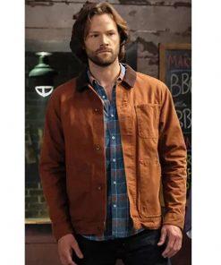 Sam Winchester Supernatural Brown Jacket