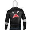 Shark Julian Casablancas Black Leather Jacket