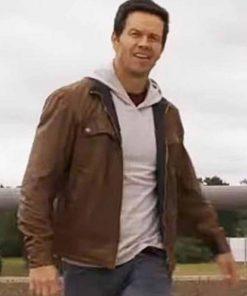Spenser Confidential Spenser Wahlberg Brown Jacket