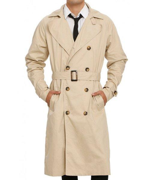 Supernatural Castiel Trench Coat