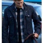 Supernatural Dean Winchester Blue Jacket