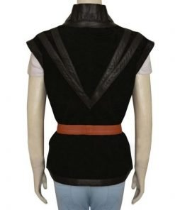 The Witcher 3 Wild Hunt Black Vest