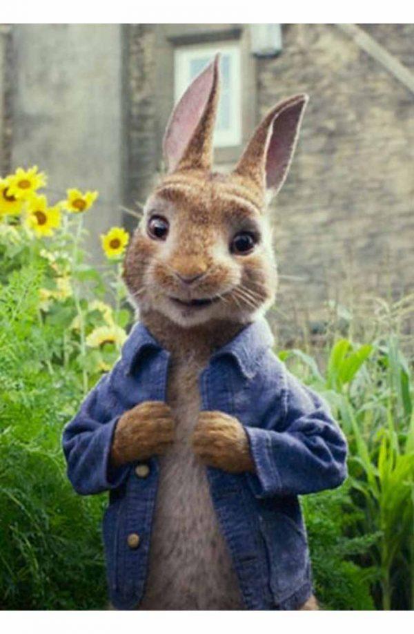 Peter Rabbit 2 Denim Jacket
