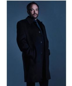 Supernatural Crowley Mark Sheppard Coat