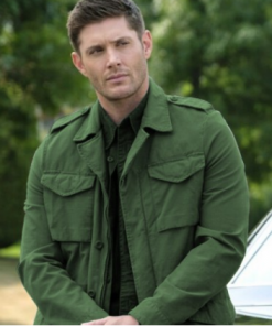 Supernatural Dean Winchester 13 Cotton Jacket
