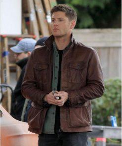 Supernatural Dean Winchester 7 Brown Jacket