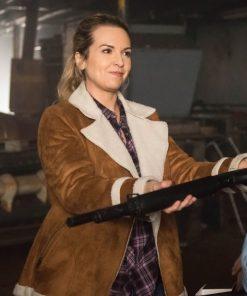 Supernatural Donna Hanscum Jacket