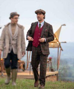 The Gentlemen Mickey Pearson Suit