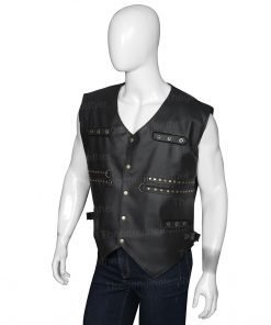 Wrestlemania 36 Undertaker Black Vest