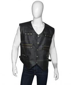 Wrestlemania 36 Undertaker Vest