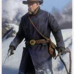 Arthur Morgan Red Dead Redemption 2 Blue Coat