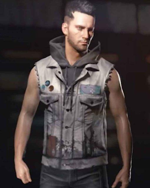 Cyberpunk 2077 Grey Vest