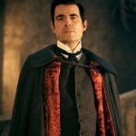 Dracula Claes Bang Black Cape Coat