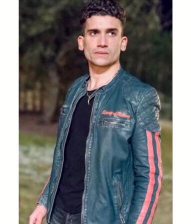 Elite Jaime Lorente Jacket