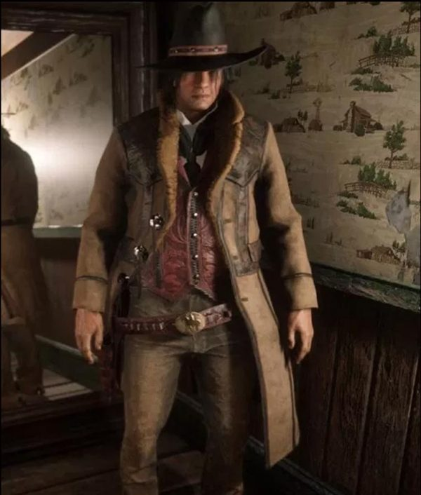 Montana Red Dead Redemption 2 Coat