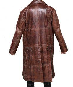Outlander Jamie Frasers Brown Coat