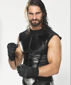Seth Rollins WWE Black Vest
