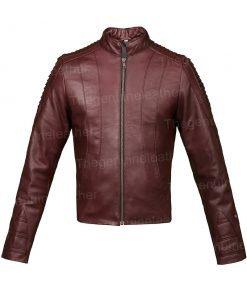 Star Trek Picard Seven of Nine Leather Jacket