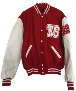 Taylor Swift The Red Tour Letterman Varsity Jacket