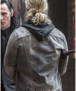 Thor Ragnarok Hemsworth Denim Jacket