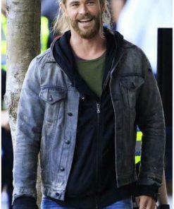 Thor Ragnarok Hemsworth Jacket