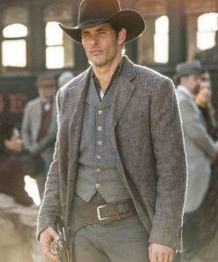 Westworld Teddy Flood James Marsden Blazer